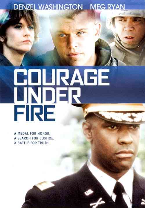 COURAGE UNDER FIRE BY WASHINGTON,DENZEL (DVD)